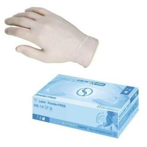 43eb21116d855b Rękawice ochronne lateksowe, gumowe rękawiczki do pracy - Glovex Bhp