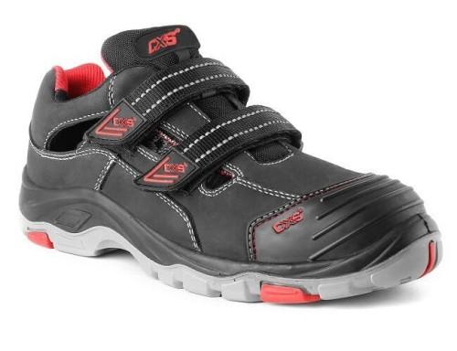 5f9b7ce026 CXS ROCK SYENIT S1 - ochronne sandały robocze z metalowym podnoskiem