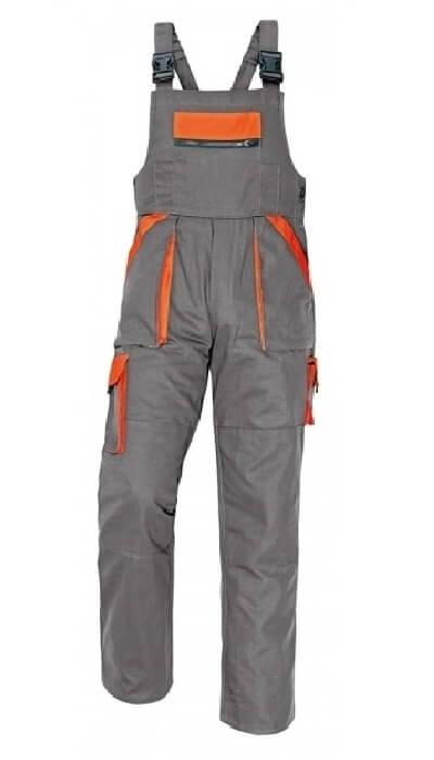 Spodnie robocze MAX ogrodniczki